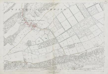 Somerset IV.4 (includes: Clevedon; Portbury; Tickenham; Walton in Gordano; Weston in Gordano) - 25 Inch Map