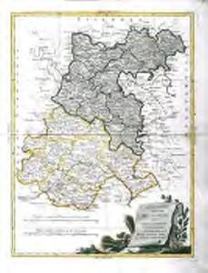 Li governi dell'Isola di Francia, ed Orleanois