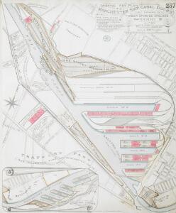 Manchester Ship Canal Dock: General Key Plan