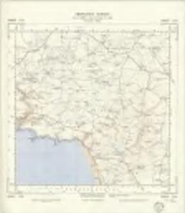 SM82 - OS 1:25,000 Provisional Series Map