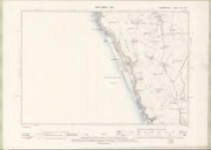 Wigtownshire Sheet XVI.NE - OS 6 Inch map