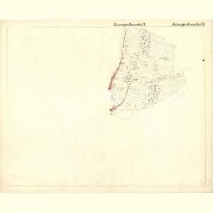 Rosenthal - c6603-1-003 - Kaiserpflichtexemplar der Landkarten des stabilen Katasters