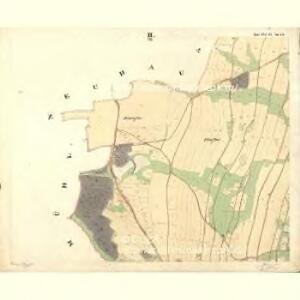 Nieder Baumgarten - c1359-1-002 - Kaiserpflichtexemplar der Landkarten des stabilen Katasters