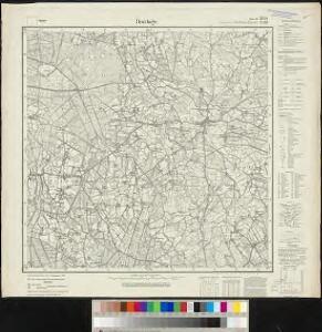 Meßtischblatt 1733, neue Nr. 3314 : Dinklage, 1938