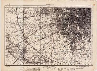 Lambert-Cholesky sheet 4243 (Bucureşti S.V.)