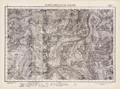 Lambert-Cholesky sheet 3157 (Trăineni)