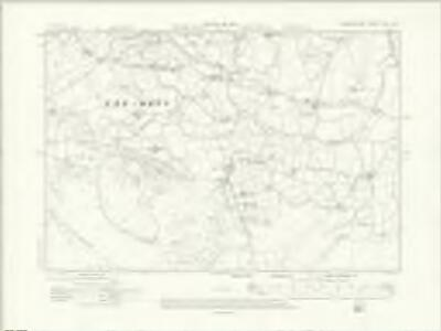 Denbighshire XXIV.SW - OS Six-Inch Map