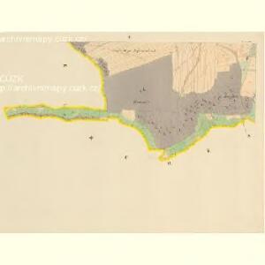 Teindles - c1478-1-005 - Kaiserpflichtexemplar der Landkarten des stabilen Katasters
