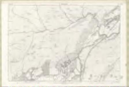 Inverness-shire - Mainland Sheet CI - OS 6 Inch map