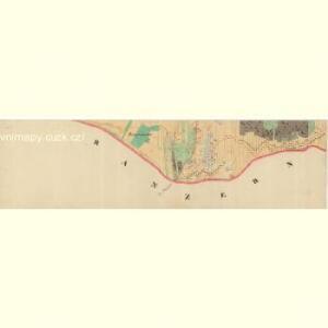 Doeschen - m0425-1-010 - Kaiserpflichtexemplar der Landkarten des stabilen Katasters