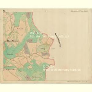 Albrechtsried - c0012-1-004 - Kaiserpflichtexemplar der Landkarten des stabilen Katasters