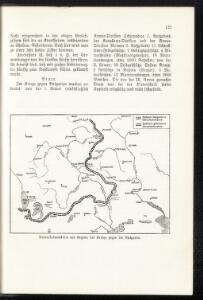 Demarkationslinie vor Beginn der Kriege gegen die Bulgaren