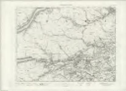 Crieff - OS One-Inch map