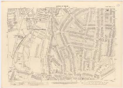 London XII.17 - OS London Town Plan