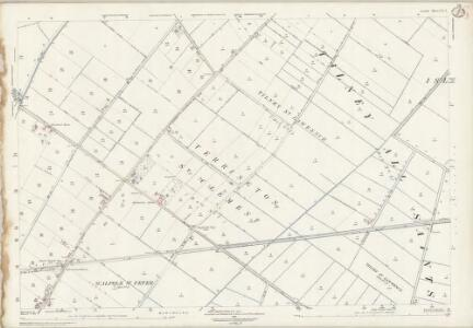 Norfolk LVI.2 (includes: Marshland St James; Walpole St Peter) - 25 Inch Map