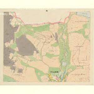 Dražowitz (Dražowice) - c1525-1-003 - Kaiserpflichtexemplar der Landkarten des stabilen Katasters