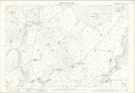 Caernarvonshire XLIII.12 (includes: Aberdaron) - 25 Inch Map