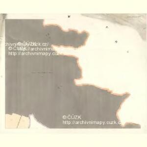 Ostrau Pohlnisch (Polsko Ostrawa) - m2784-1-004 - Kaiserpflichtexemplar der Landkarten des stabilen Katasters