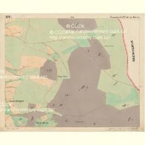 Eisenstrass - c1950-1-014 - Kaiserpflichtexemplar der Landkarten des stabilen Katasters