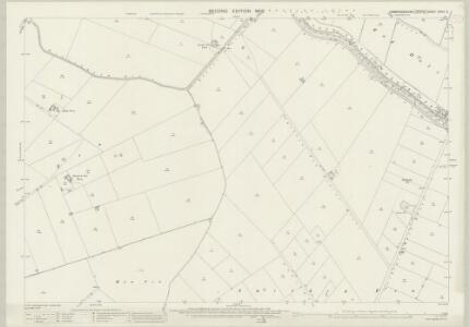 Cambridgeshire XXXIV.2 (includes: Cottenham; Haddenham; Rampton; Willingham) - 25 Inch Map