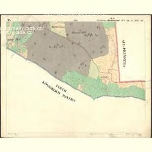 Vollmau Ober - c2039-1-006 - Kaiserpflichtexemplar der Landkarten des stabilen Katasters