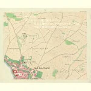 Horaždiowitz (Horaždiowice) - c1994-1-004 - Kaiserpflichtexemplar der Landkarten des stabilen Katasters