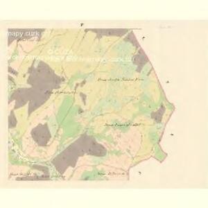 Sigertzau (Zigartitz) - m1736-2-003 - Kaiserpflichtexemplar der Landkarten des stabilen Katasters