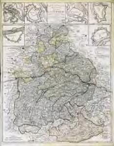 Cours du Danube feuille II.e contenant la Baviere