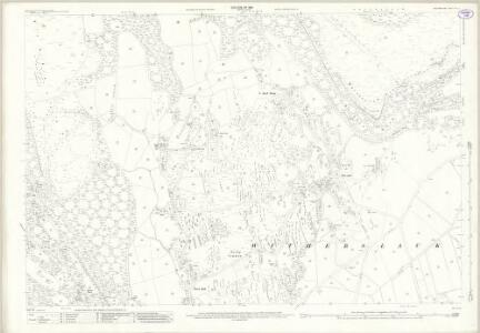 Westmorland XLII.9 (includes: Crosthwaite And Lyth; Witherslack) - 25 Inch Map