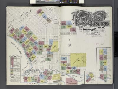 Insurance Maps Of Brooklyn New York Sanborn Perris Map Co 113