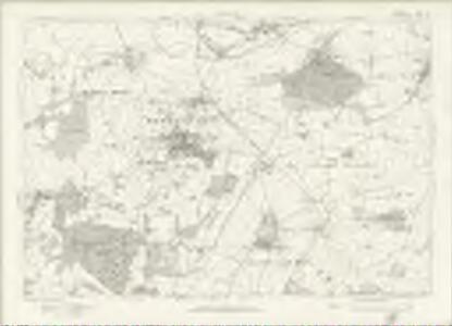Derbyshire LVIII - OS Six-Inch Map