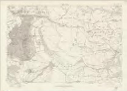 Derbyshire XXIV - OS Six-Inch Map