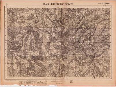 Lambert-Cholesky sheet 2767 (Cercul Dobrinului)