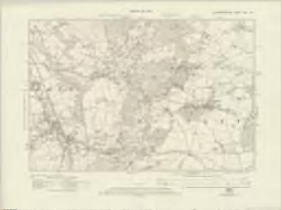 Gloucestershire XXIV.SW - OS Six-Inch Map