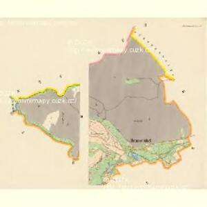 Hemmehübel - c3328-3-002 - Kaiserpflichtexemplar der Landkarten des stabilen Katasters