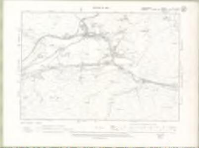 Lanarkshire Sheet XLI.NW - OS 6 Inch map