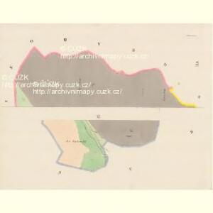 Skall (Skal) - c6925-1-007 - Kaiserpflichtexemplar der Landkarten des stabilen Katasters
