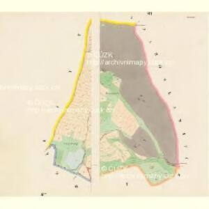 Kotschin - c3242-1-007 - Kaiserpflichtexemplar der Landkarten des stabilen Katasters