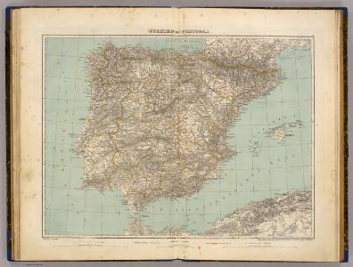 Spanien u. Portugal.