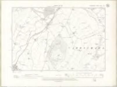 Lanarkshire Sheet XXXII.SE - OS 6 Inch map