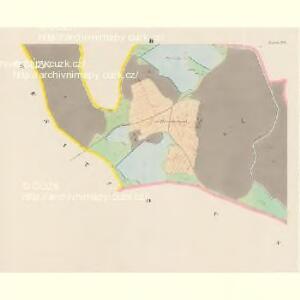 Przeseka - c6205-1-002 - Kaiserpflichtexemplar der Landkarten des stabilen Katasters
