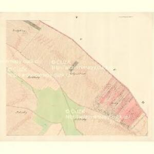 Vorstadt Wesseli - m3361-1-005 - Kaiserpflichtexemplar der Landkarten des stabilen Katasters