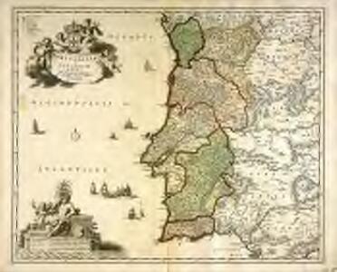 Portugalliæ et Algarbiæ regna