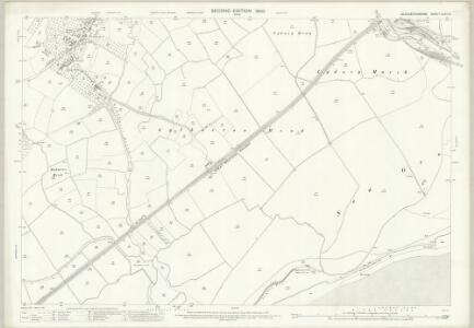 Gloucestershire XLVII.10 (includes: Alvington; Aylburton; Lydney) - 25 Inch Map