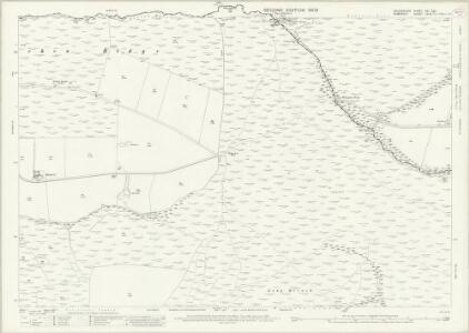 Devon XVI.5 & 1 (includes: Exmoor; Molland; Twitchen; Withypool) - 25 Inch Map