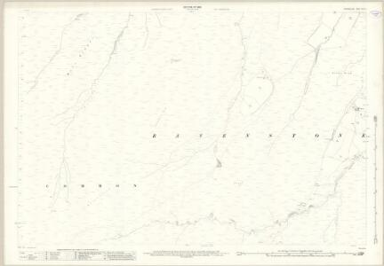 Westmorland XXIX.16 (includes: Ravenstonedale) - 25 Inch Map