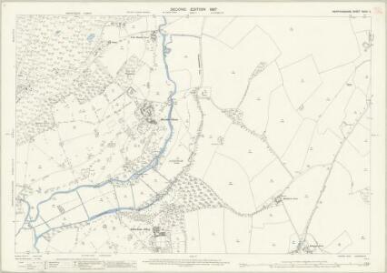 Hertfordshire XXXIX.11 (includes: Aldenham; St Stephen; Watford Rural; Watford) - 25 Inch Map