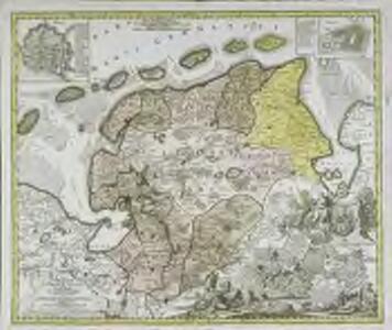 Tabula Frisiæ orientalis