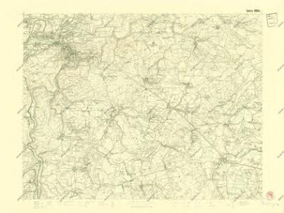 III. vojenské mapování 3950/1