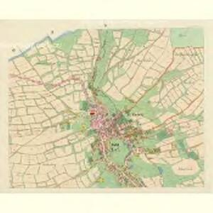 Asch - c0034-1-004 - Kaiserpflichtexemplar der Landkarten des stabilen Katasters